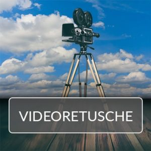 Online Videoservice - Retusche